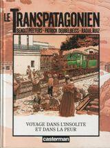 Couverture Le Transpatagonien