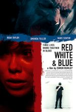 Affiche Red, White and blue
