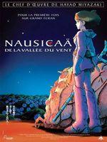 Affiche Nausicaä de la vallée du vent