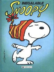 Couverture Inégalable - Snoopy, tome 5