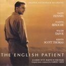 Pochette The English Patient (OST)