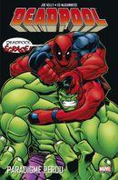 Couverture Deadpool : Paradigme perdu