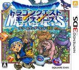 Jaquette Dragon Quest Monsters : Terry no Wonderland 3D