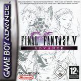 Jaquette Final Fantasy V Advance