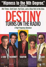 Affiche Destiny Turns on the Radio