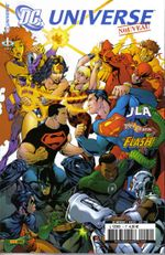 Couverture DC Universe