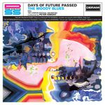 Pochette Days of Future Passed