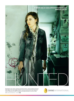 Affiche Hunted
