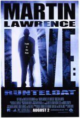 Affiche Martin Lawrence Live : Runteldat