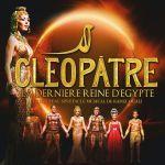 Pochette Cléopâtre, la dernière reine d'Égypte (OST)