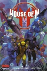 Couverture House of M