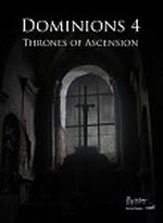 Jaquette Dominions 4: Thrones of Ascension