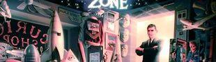 Cover MERCI À LA QUATRIEME DIMENSION (The Twilight Zone) !