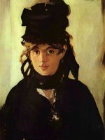 Photo Berthe Morisot
