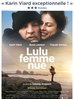 Affiche Lulu femme nue