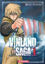 Couverture Vinland Saga
