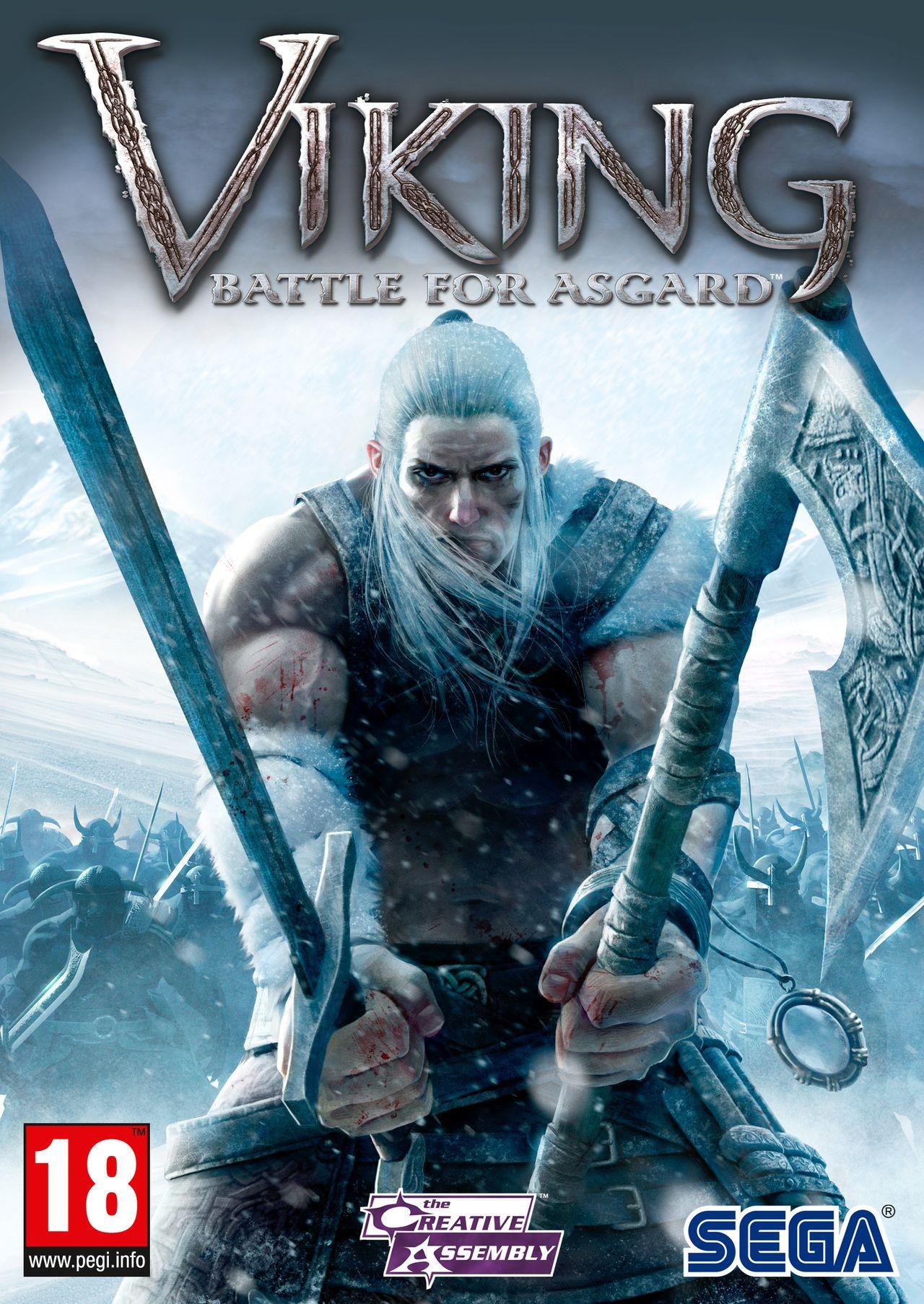viking battle for asgard 2008 jeu vid o senscritique. Black Bedroom Furniture Sets. Home Design Ideas