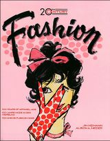 Couverture Fashion of the 20th Century