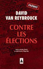 Couverture Contre les élections
