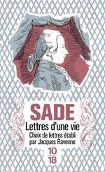 Couverture Lettres d'une vie
