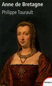 Couverture Anne de Bretagne