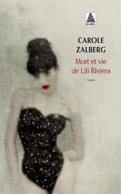 Couverture Mort et vie de Lili Riviera