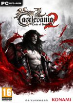Jaquette Castlevania: Lords of Shadow 2
