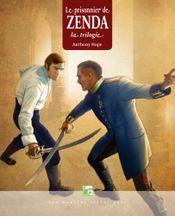 Couverture Le Prisonnier de Zenda - Ruritanie, tome 1