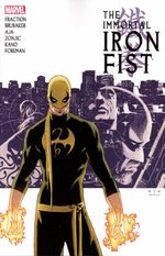 Couverture The Immortal Iron Fist: The Complete Collection, Volume 1