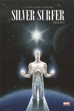 Couverture Silver Surfer : Requiem