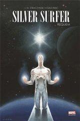 Couverture Silver Surfer : Requiem