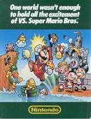 Jaquette Vs. Super Mario Bros