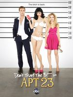 Affiche Don't Trust the B---- in Apartment 23