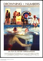 Affiche Drowning by Numbers