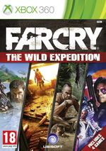 Jaquette Far Cry : L'Expédition Sauvage
