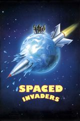 Affiche Spaced Invaders