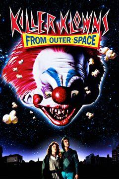 Affiche Les Clowns tueurs venus d'ailleurs