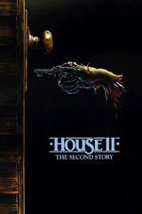 Affiche House II : La Deuxième Histoire