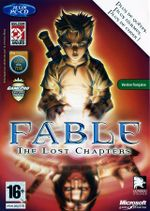 Jaquette Fable: The Lost Chapters
