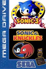 Jaquette Sonic 3 & Knuckles