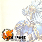Pochette Valkyrie Profile Original Sound Track (OST)