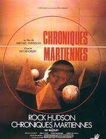 Affiche Chroniques martiennes