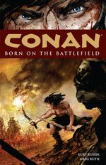 Couverture Conan: Born on the Battlefield