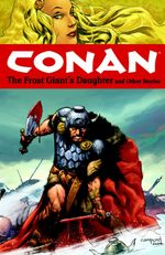 Couverture The Frost Giant's Daughter and Other Stories - Conan, tome 1