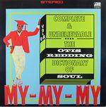 Pochette Complete & Unbelievable: The Otis Redding Dictionary Of Soul