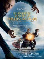 Affiche Les Désastreuses Aventures des orphelins Baudelaire