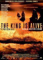 Affiche Le roi est vivant