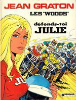 Couverture Défends-toi Julie - Julie Wood, tome 2