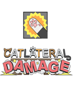 Jaquette Catlateral Damage