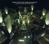 Pochette Final Fantasy VII: Original Soundtrack (OST)